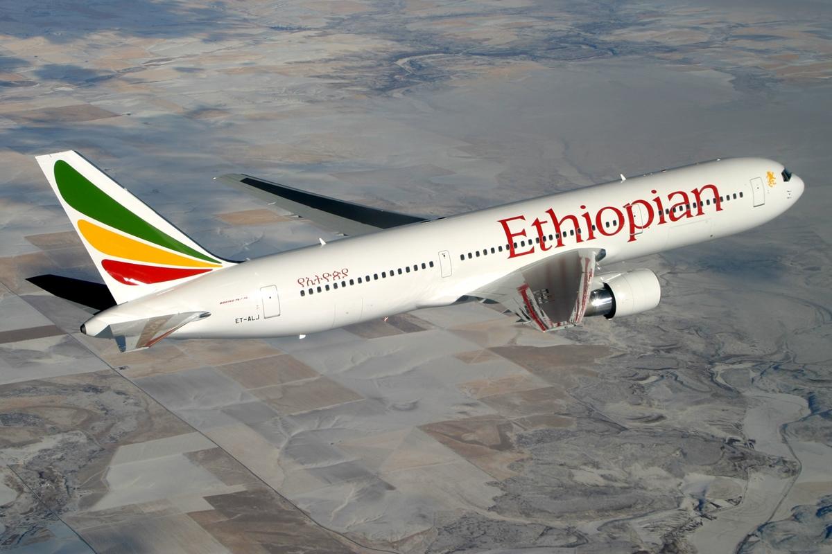 Az etióp nemzeti flottának most még 7 darab Boeing 767-300ER gépe van. (Fotó: Ethiopian Airlines) | © AIRportal.hu