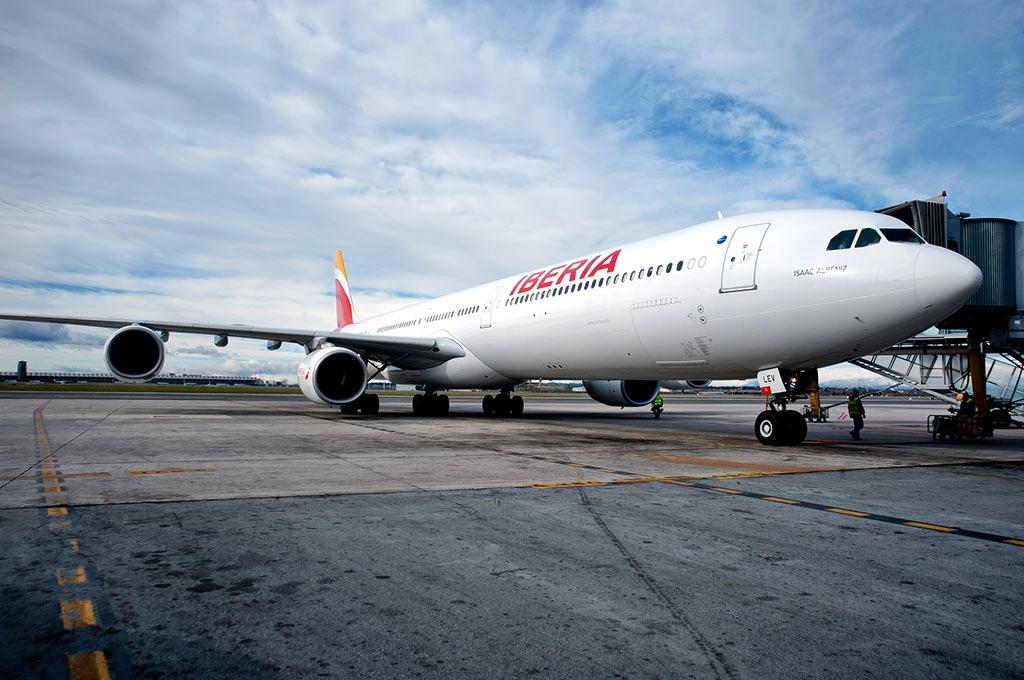 Az A340-600-asok maradnak a flottában, de a korábbi szériás, A340-300-asok kivonásra kerülnek. Helyüket fokozatosan az A330-200-asok veszik át. (Fotó: Iberia) | © AIRportal.hu