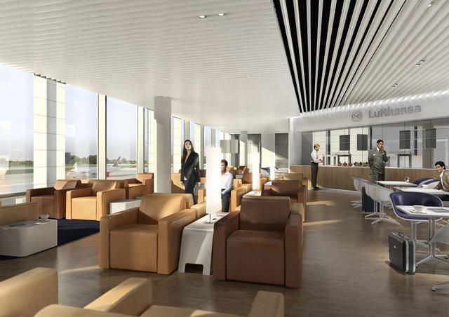 Látványterv. (Forrás: Lufthansa) | © AIRportal.hu