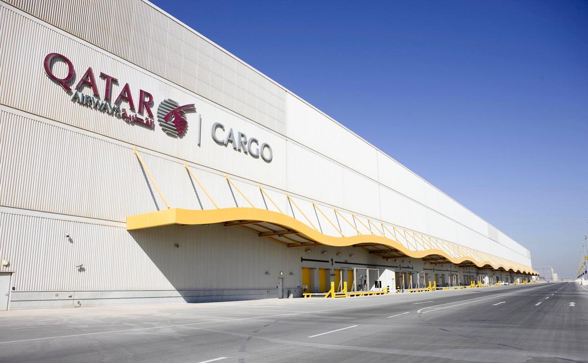 Az utaskapacitás mellett legalább olyan hangsúlyos a cargo fejlesztése is. (Fotó: Hamad International Airport)   © AIRportal.hu