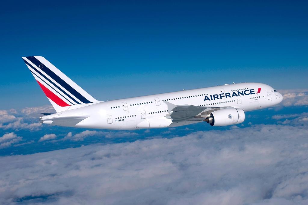 A francia nemzeti flotta egyik A380-800-asa. (Fotó: Air France) | © AIRportal.hu