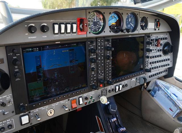 ... full glass cockpittel. (Fotók: Mendrey Gergely) | © AIRportal.hu