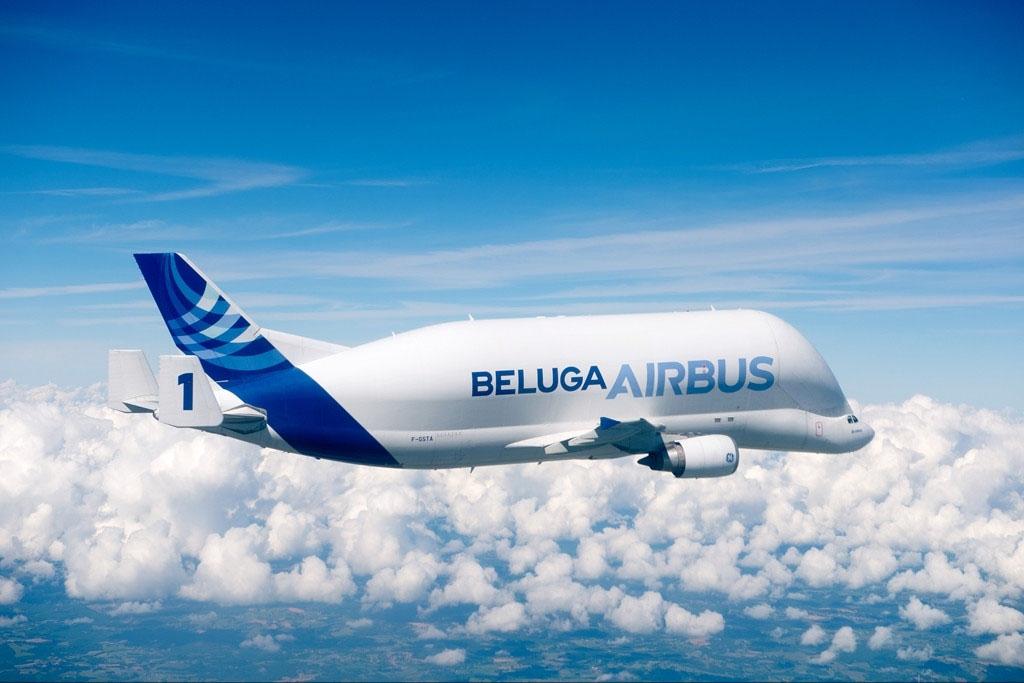 Az első A300-600ST 1994 szeptemberében emelkedett magasba. A típust egy évvel később állította szolgálatba az Airbus. (Fotó: Airbus) | © AIRportal.hu