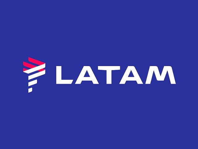 Az új, egységes LATAM embléma, amely a gépeken is látható lesz. (Forrás: LATAM Group)   © AIRportal.hu