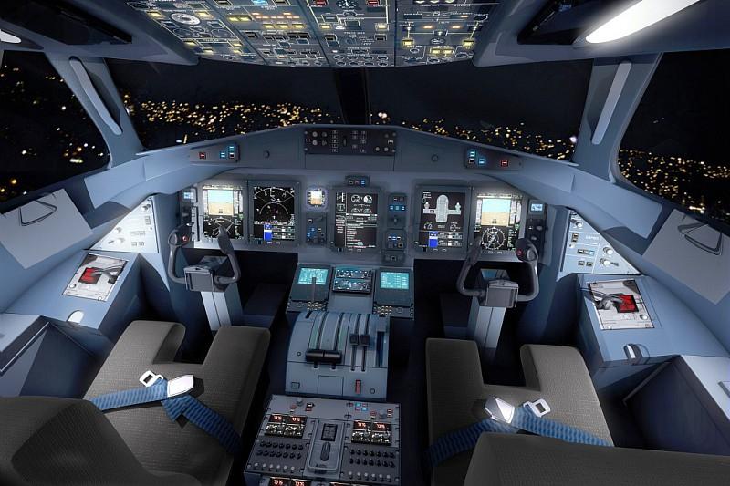 A Binter elnöke által alaposan feldicsért ATR -600 cockpit. (Fotó: ATR Aircraft) | © AIRportal.hu