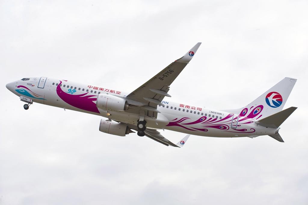 Az ezredik kínai Boeing a China Eastern Airlines-nak lett leszállítva, két évvel ezelőtt. (Fotó: Boeing Company) | © AIRportal.hu