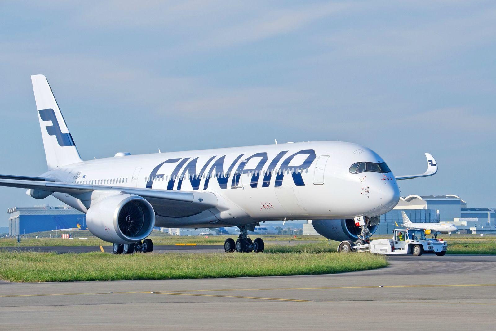 A finn A350-esek háromosztályos kabinberendezést kapnak. (Fotó: Airbus)   © AIRportal.hu