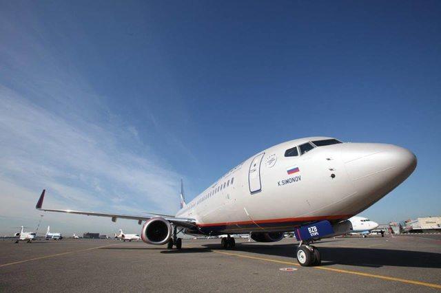 Az Aeroflot jelenleg 11 darab Boeing 737-est üzemeltet. Fotó: Aeroflot   © AIRportal.hu