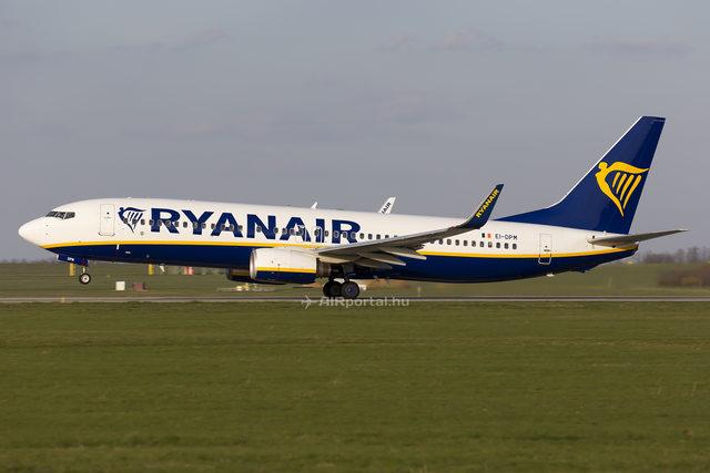 Ebben a hónapban is csak a Ryanair tudott kétszámjegyű bővülést elérni. (Fotó: Ryanair) | © AIRportal.hu