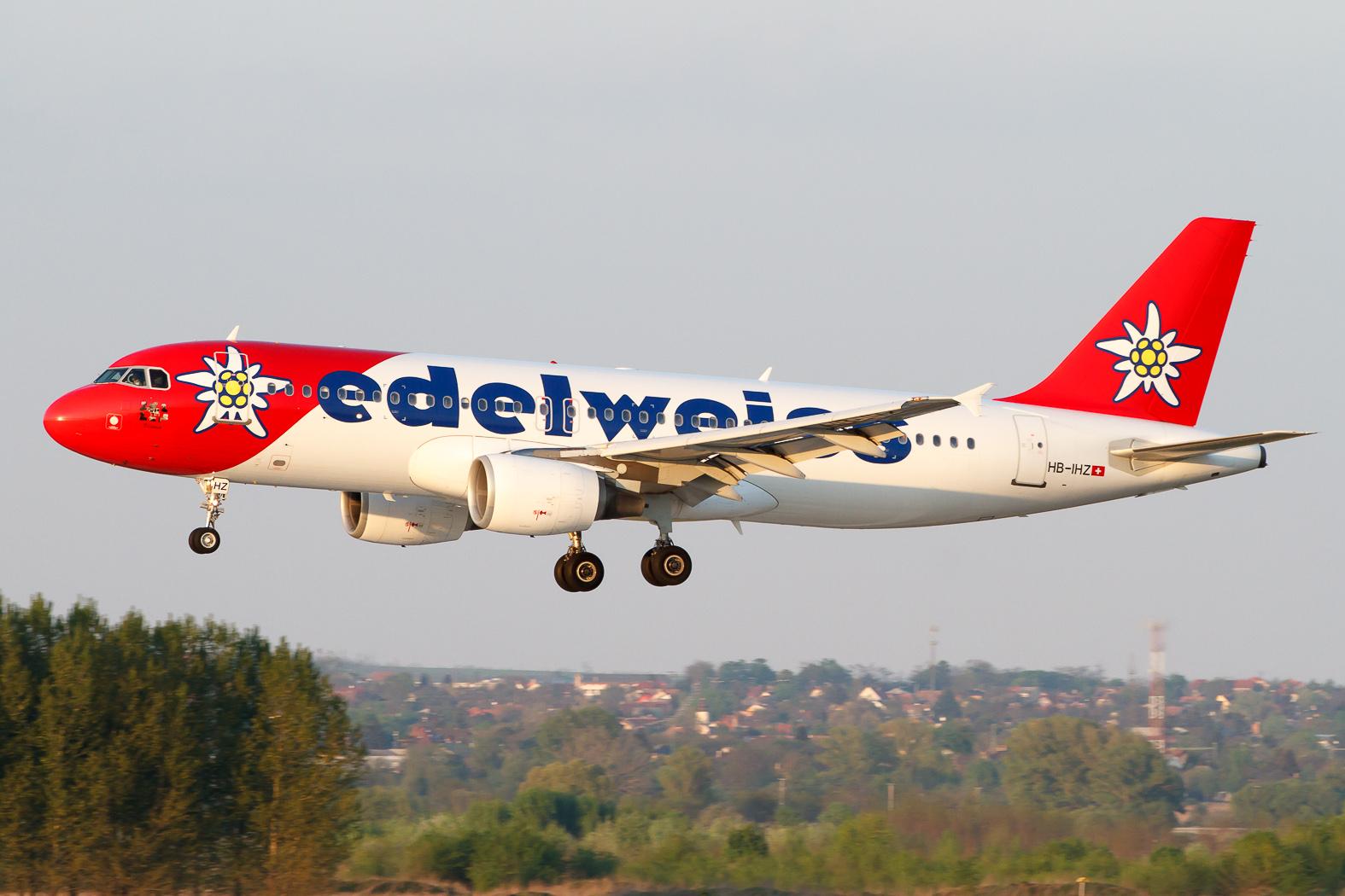 A légitársaság korábbi festése. (Fotó: Patyi Balázs) | © AIRportal.hu