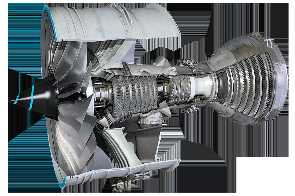 A Trent 7000-es. (Grafika: Rolls-Royce)   © AIRportal.hu