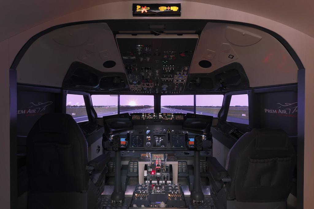 Fotók: Premi Air Simulation | © AIRportal.hu