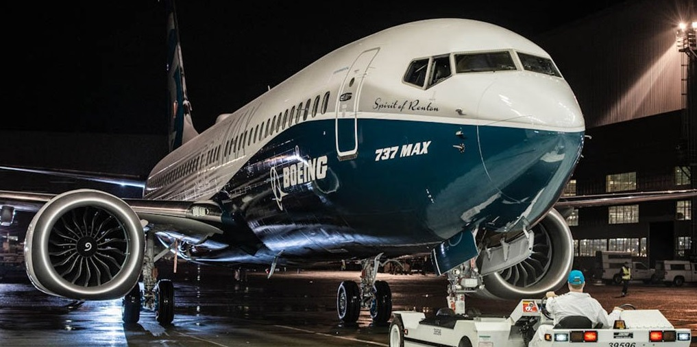 A Sprit of Renton elnevezés is felkerült a gép törzsére. (Fotók: Boeing Company)   © AIRportal.hu