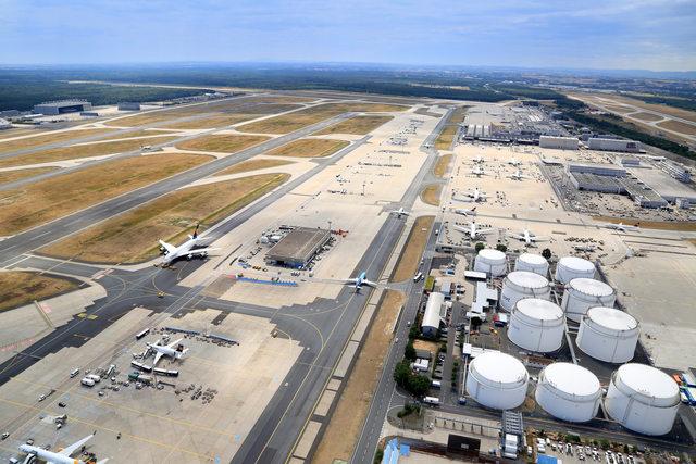 A frankfurti repülőteret is a Fraport üzemelteti és lát el földi kiszolgálói feladatokat. (Fotó: Fraport) | © AIRportal.hu