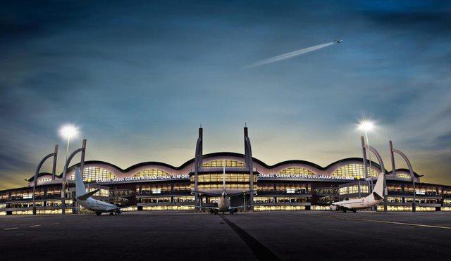 Fotó: Sabiha Gökcen Airport | © AIRportal.hu