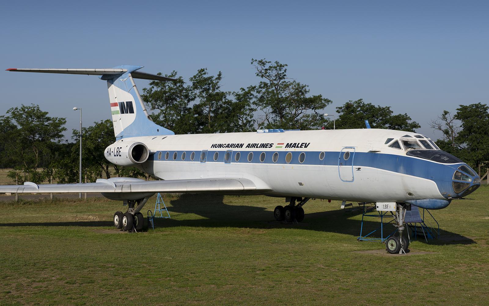 A budapesti repülőtéren található Aeropark repülőgépeinek nagy része is a Magyar Műszaki és Közlekedési Múzeum (MMKM) tulajdonában van. (Fotó: AIRportal.hu) | © AIRportal.hu