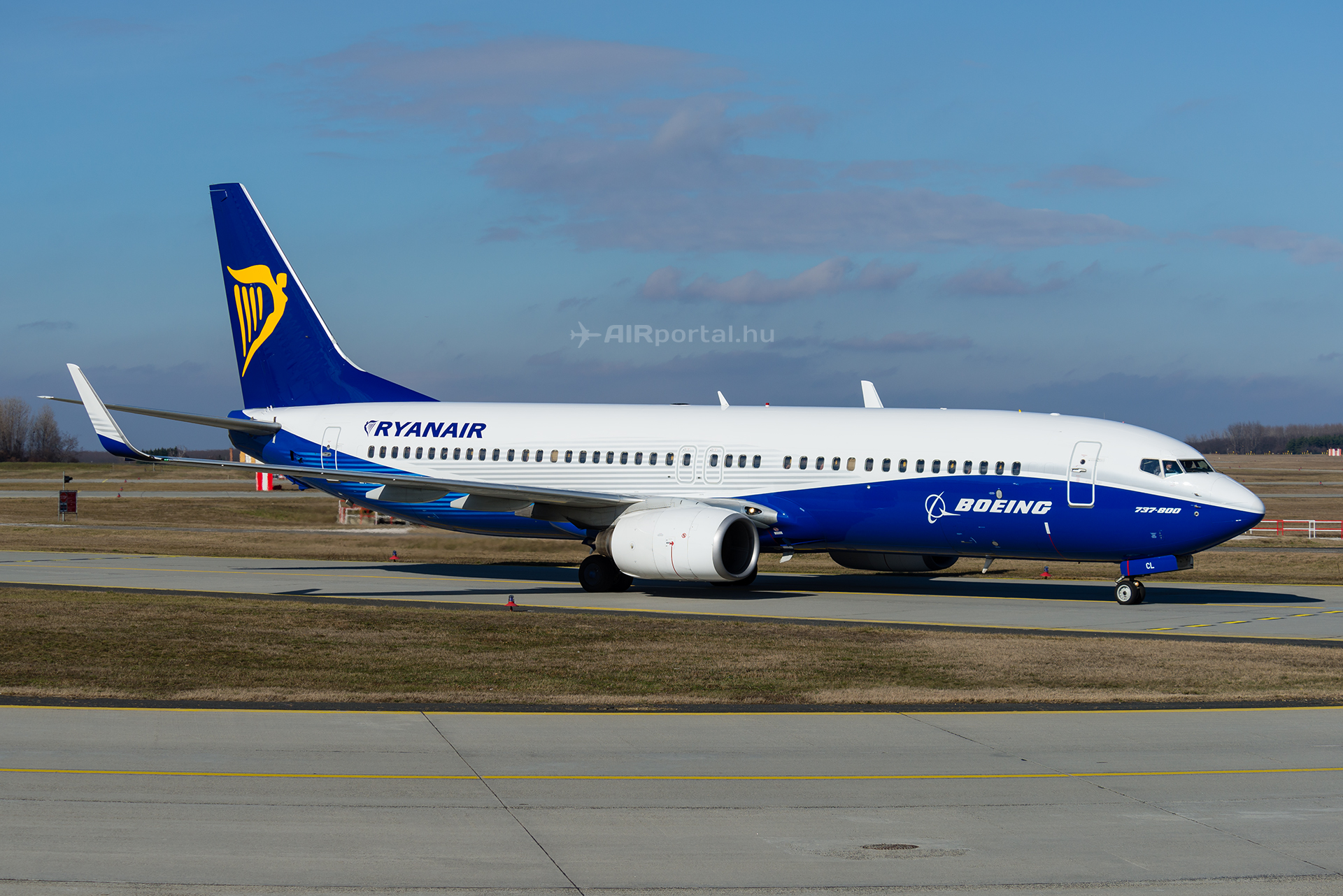 Januárban a 737-es jobban fogyott, mint az A320. (Fotó: AIRportal.hu) | © AIRportal.hu