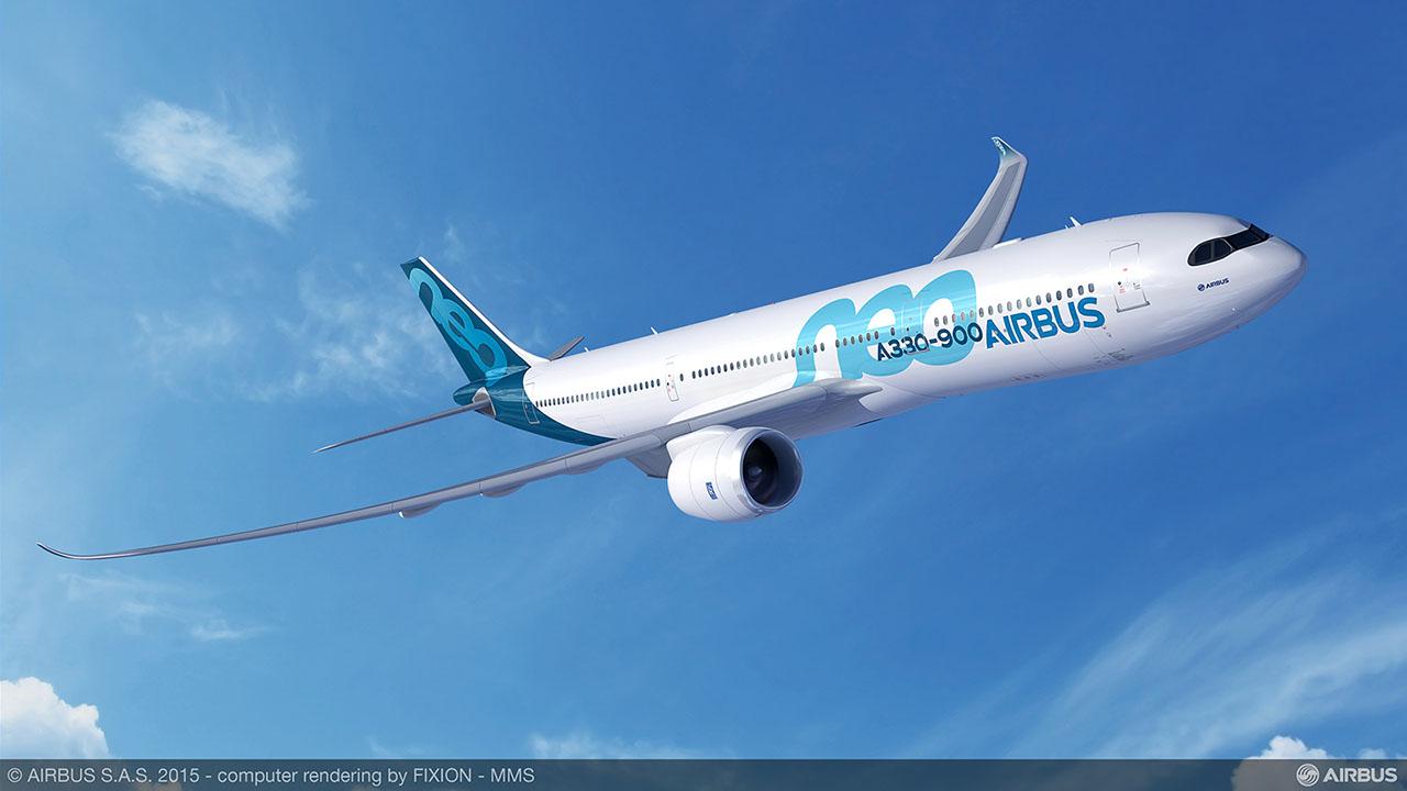 Airbus A330-900neo (Grafika: Airbus) | © AIRportal.hu