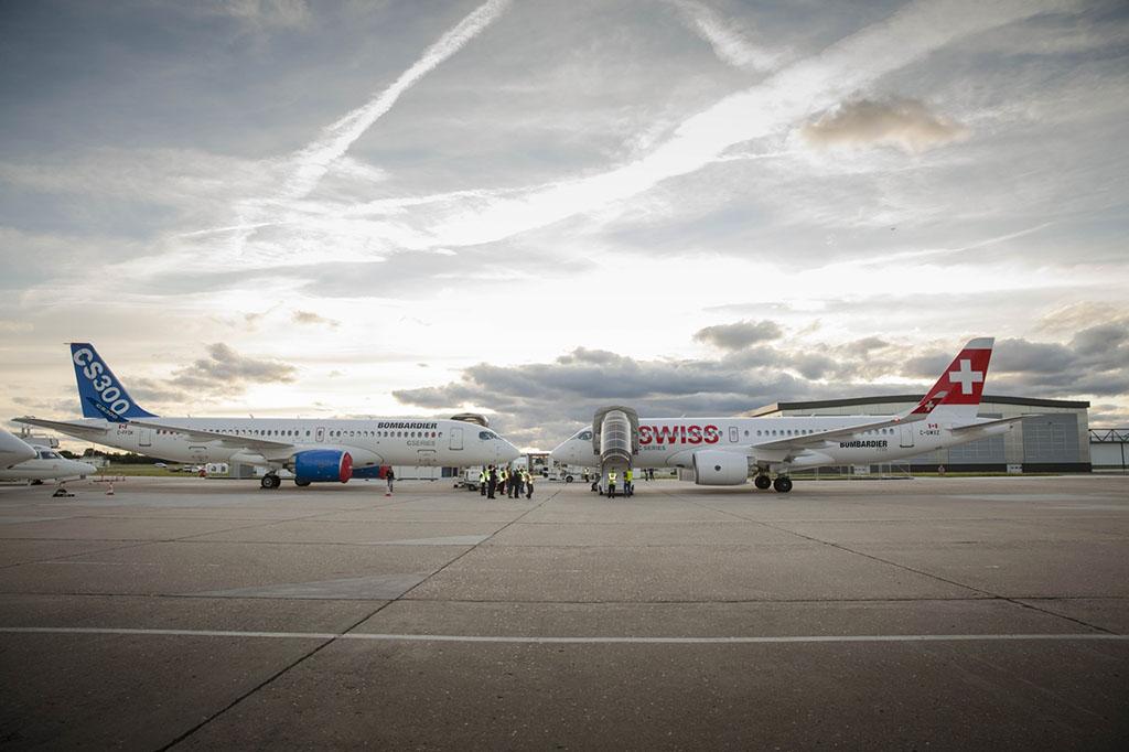 Már csak a CSeriesben bízhat a Bombardier. (Fotó: Bombardier Aerospace)   © AIRportal.hu