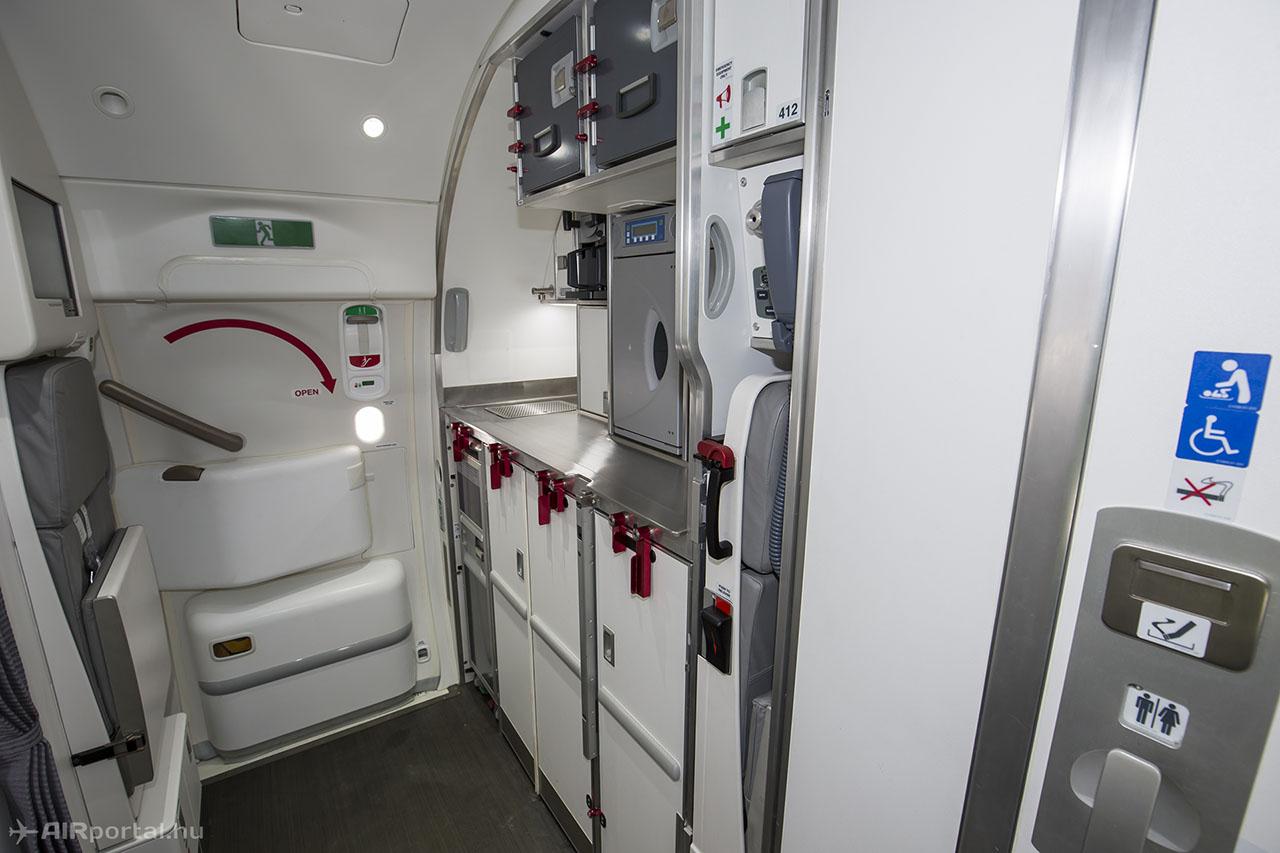 A hátsó konyha | © AIRportal.hu
