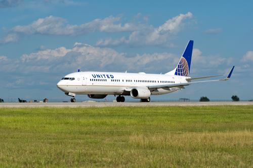A United az egyetlen ismert légitársaság, aki februárban rendelt gépet. (Fotó: United Airlines)   © AIRportal.hu