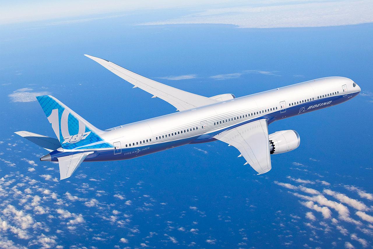 Boeing 787-10 Dreamliner (Grafika: Boeing) | © AIRportal.hu