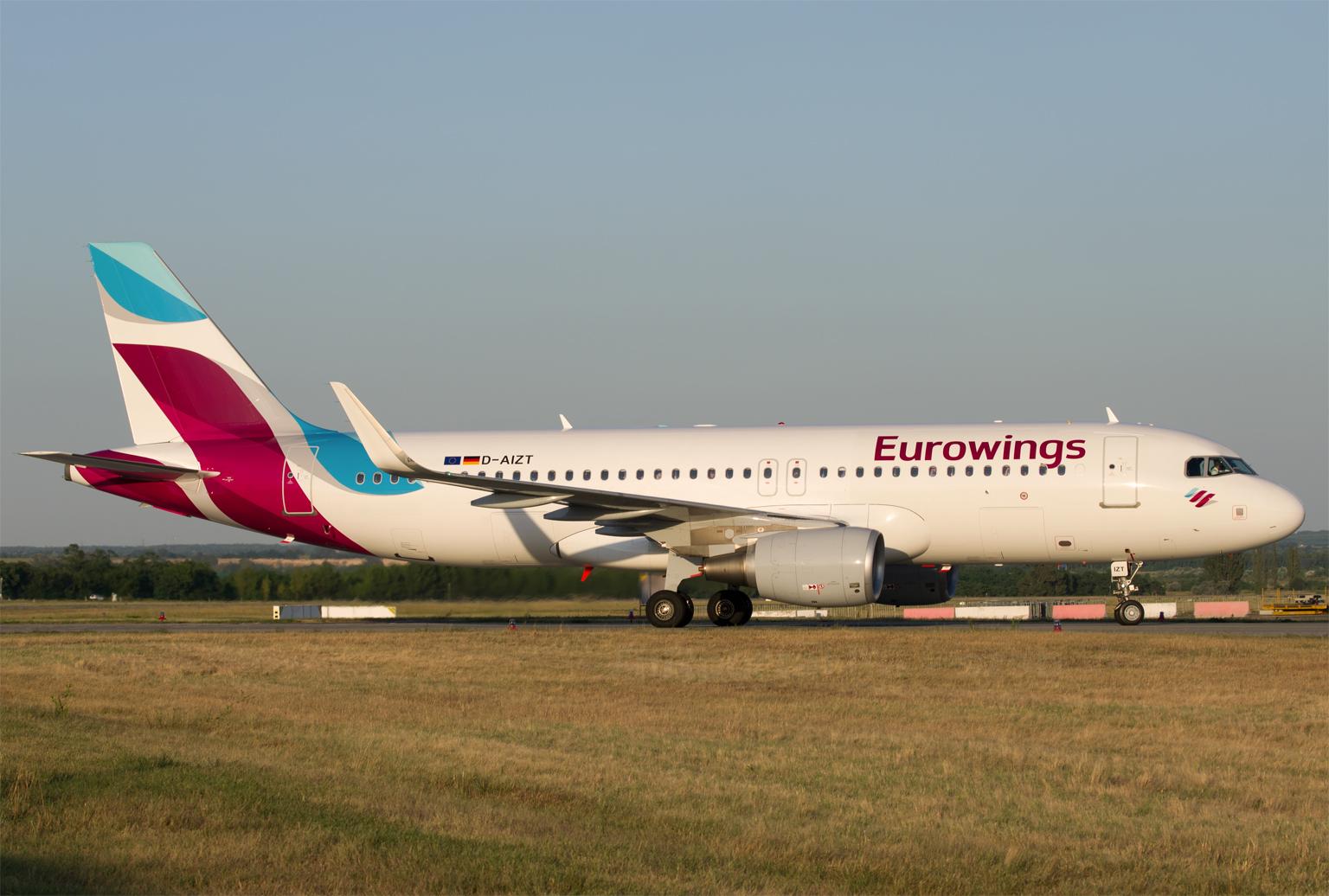 Az Eurowings a várt nullszaldó helyett nyereséget termelt. Fotó: Eurowings | © AIRportal.hu