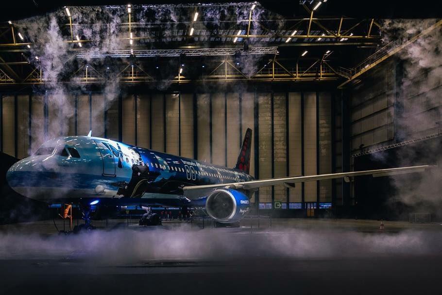 Fotók: Brussels Airlines/Twitter, Brussels Airport (BRU)/Facebook | © AIRportal.hu