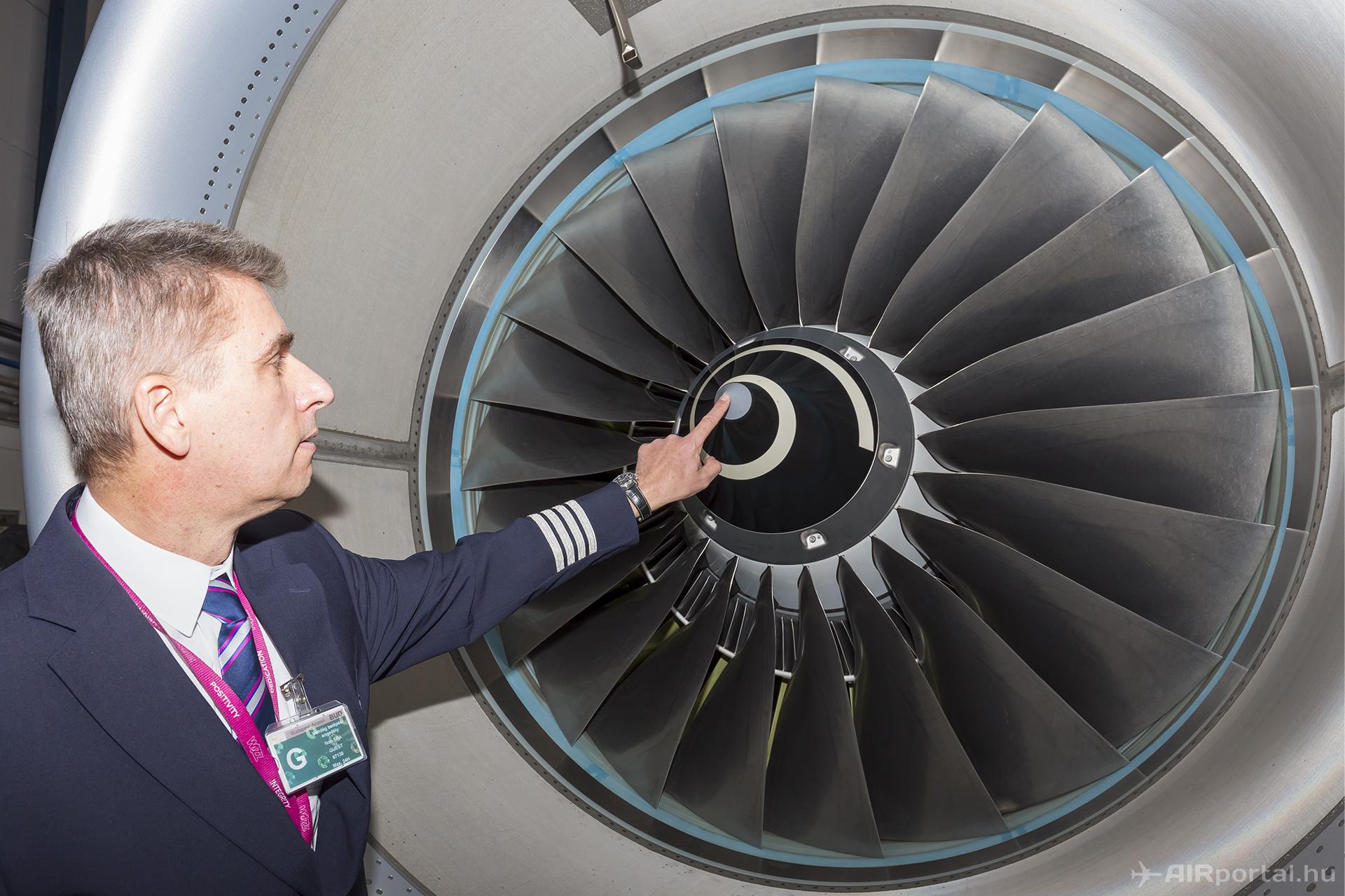Szabó Zoltán a Wizz Air repülési igazgatója. | © AIRportal.hu