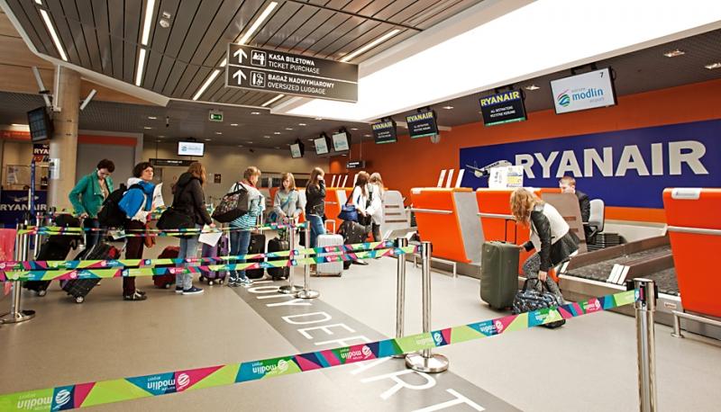 Forrás: Modlin Airport | © AIRportal.hu