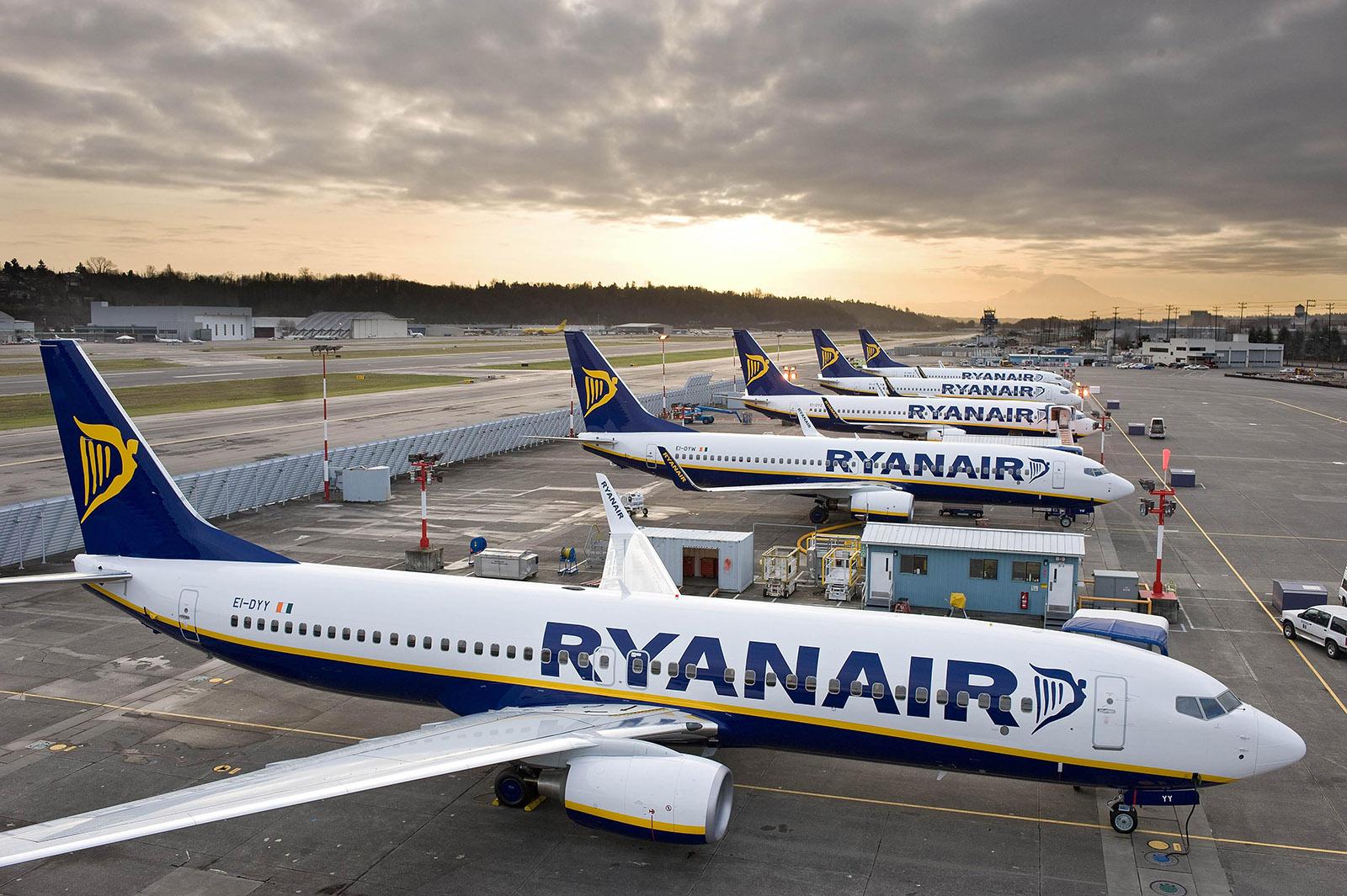 Megint a Ryanair bővült a legnagyobb mértékben. (Fotó: Ryanair) | © AIRportal.hu