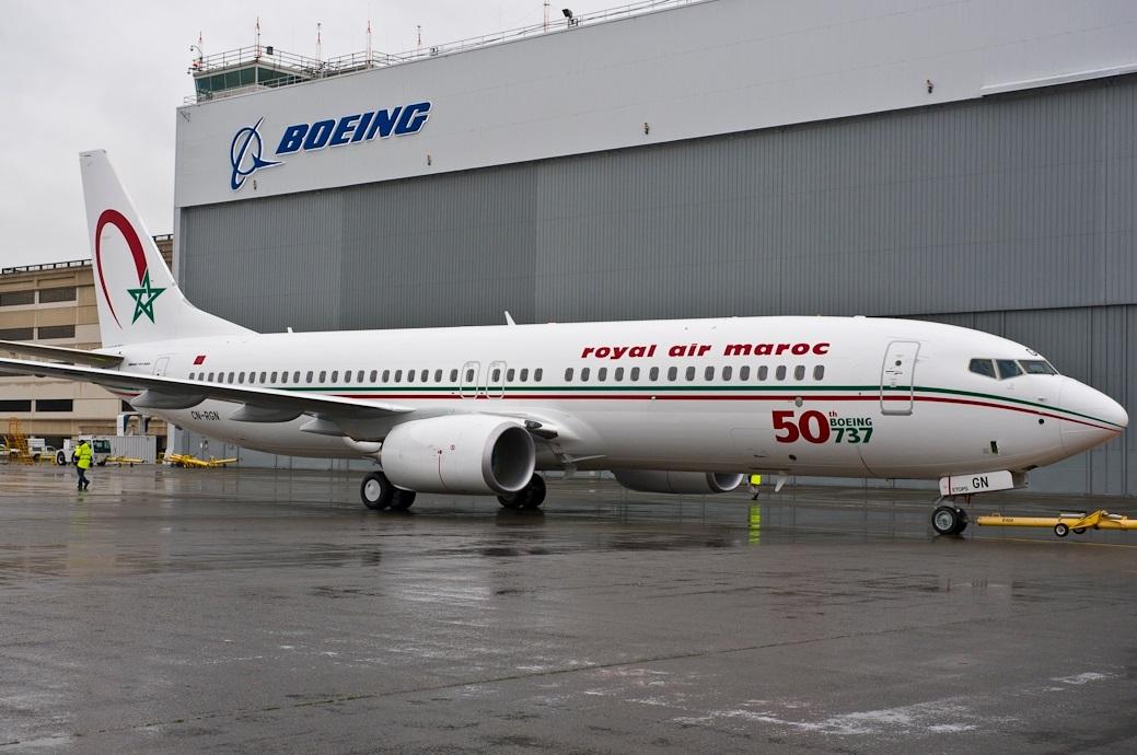 A 36 darab 737-es mellé MC-21-esek is érkezhetnek. (Fotó: Royal Air Maroc) | © AIRportal.hu