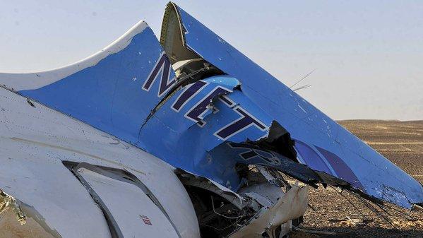A Metrojet balesetének körülményei pedig egyelőre nem tisztázottak. | © AIRportal.hu