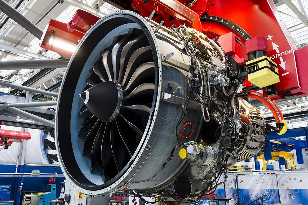 A CFM Leap-1B hajtóműve. (Fotó: CFM International) | © AIRportal.hu