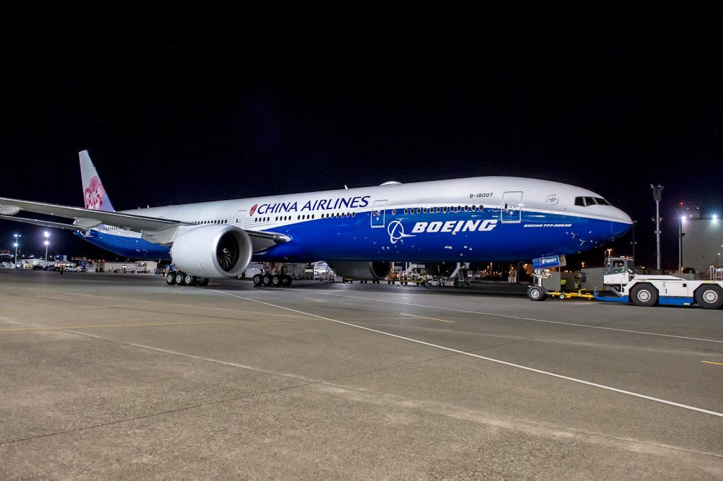 Forrás: Boeing Company / Twitter | © AIRportal.hu