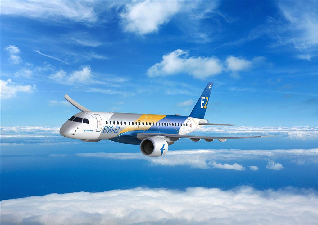 Grafika: Embraer | © AIRportal.hu