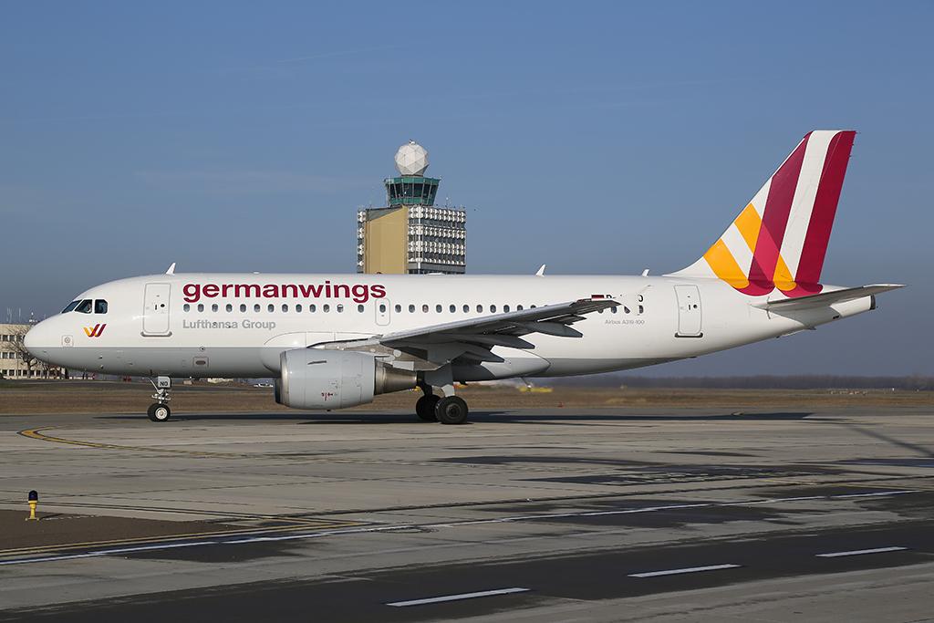 A képen a tavalyi katasztrófában érintett Germanwings légitársaság egyik gépe látható. (Fotó: AIRportal.hu) | © AIRportal.hu