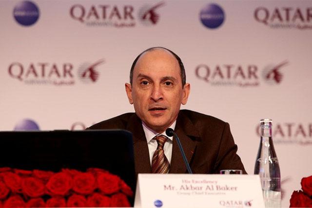 Akbar Al Baker a Qatar Airways csoport vezérigazgatója. (Forrás: Qatar Airways) | © AIRportal.hu