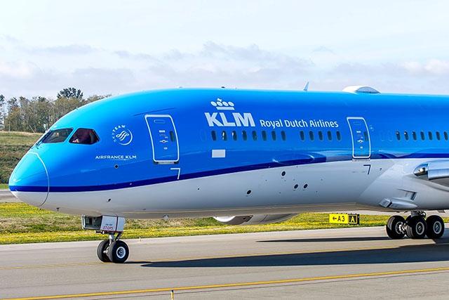A KLM első Boeing 787 Dreamlinere. Fotó: KLM | © AIRportal.hu