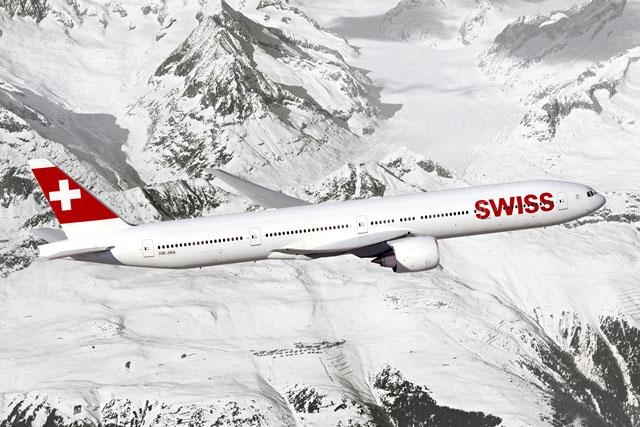 Forrás: Swiss | © AIRportal.hu