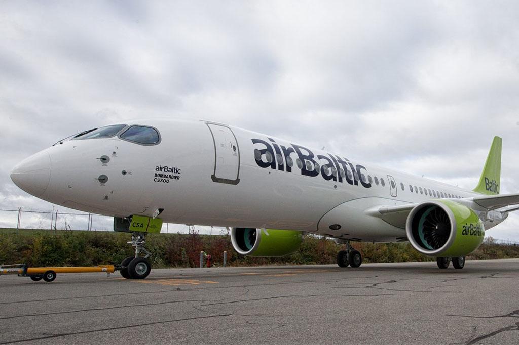 Fotó: Bombardier Commercial Aircraft/Facebook   © AIRportal.hu
