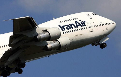 Koros Jumbók is közlekednek még az Iran Air flottájában. (Forrás: Facebook/Iran Air) | © AIRportal.hu
