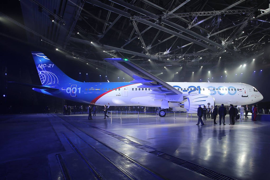 Forrás: Irkut Corporation | © AIRportal.hu
