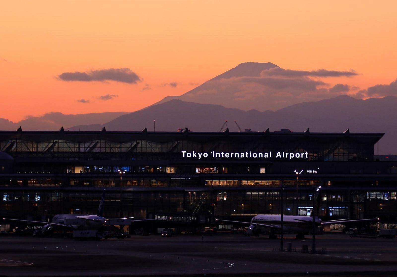 Fotó: Haneda Airport Facebook | © AIRportal.hu