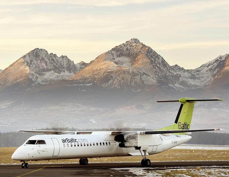 Fotó: airBaltic Facebook | © AIRportal.hu