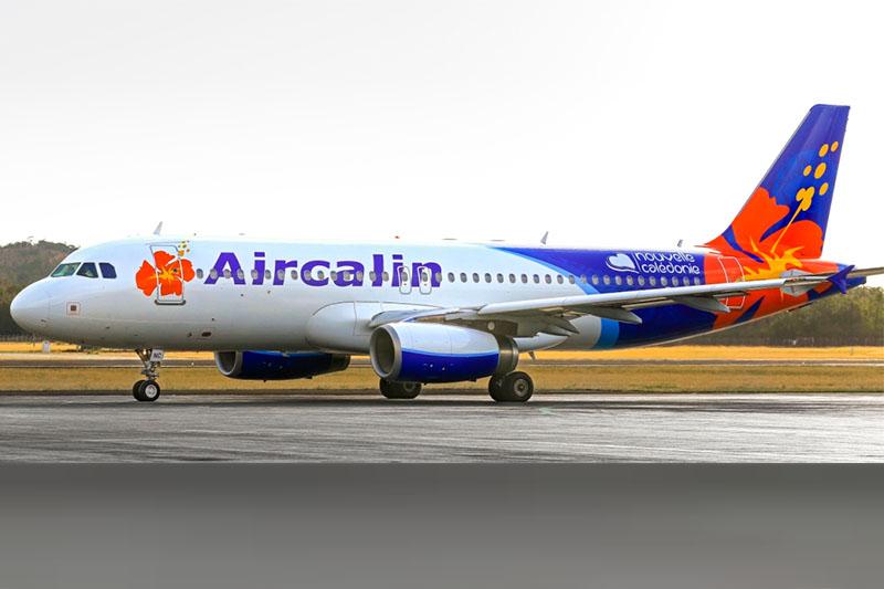 Az új-kaledóniai légitársaság egyik A320-asa. (Fotó: Aircalin) | © AIRportal.hu