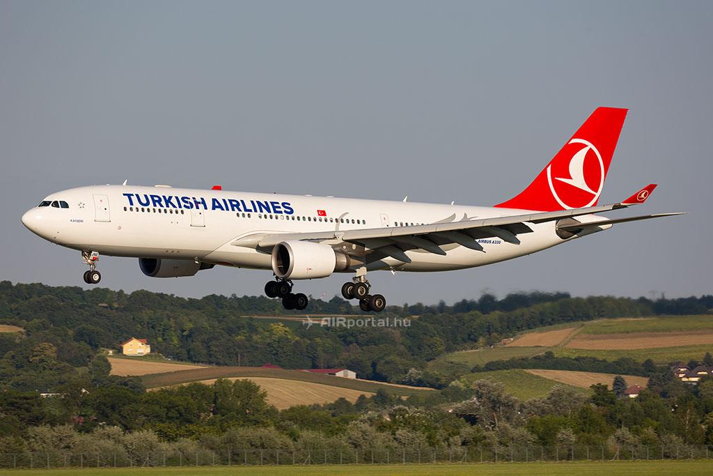 Nyolc darab A330-asától szabadulna meg egy időre a török nemzeti légitársaság (Fotó: AIRportal.hu) | © AIRportal.hu