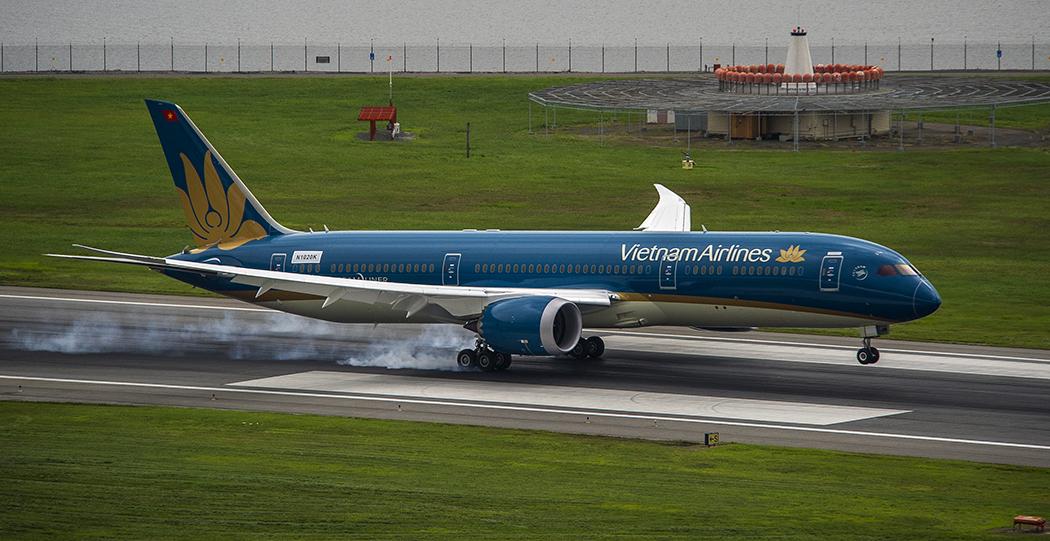 A Vietnam Airlines novemberben átvette tizedik 787-esét is. (Fotó: Boeing Company) | © AIRportal.hu