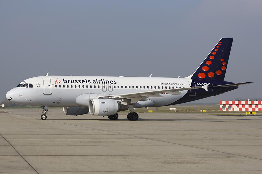 Marad a Brussels Airlines márkanév, legalábbis egyelőre. (Fotó: AIRportal.hu) | © AIRportal.hu