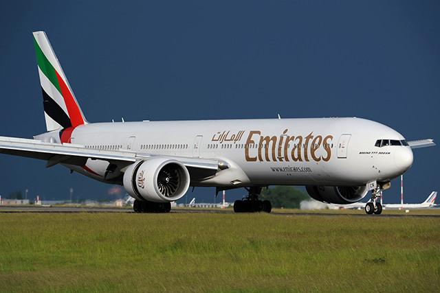 Az Emirates akár csökkentheti is Európai kapacitásait a túlkínálat miatt. A budapesti járat pozíciói egyelőre ismeretlenek. (Fotó: AIRportal.hu) | © AIRportal.hu